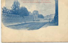 LILLE Université Catholique Rue Du Port , Entrée Fac. De Médecine & Pharmacie - Lille