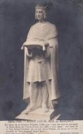 Saint Louis Roi, Par Besqueut, Ref 1403-088 - Skulpturen