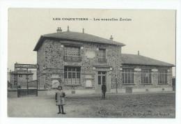 Les Coquetiers - Les Nouvelles Ecoles - Andere Gemeenten