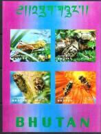 BHOUTAN Insectes  Yvert BF 16 Et 17 **  Neuf Sans Charniere (MNH) - Non Classés