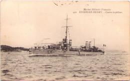 """Marine Militaire Française - """"Enseigne-Henry"""" - Contre Torpilleur - Warships"""