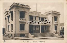 RIVET - N° 2 - POSTES ET TELEGRAPHES - Algerije
