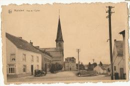 Morialmé Florennes Rue De L Eglise Nels  Edit J. Mouchet Gillard Voyagé - Florennes