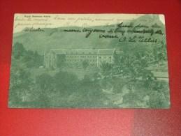 SRI LANKA  -  CEYLON  -  Papal  Seminary  Kandy  -   1911   -  ( 2 Scans) - Sri Lanka (Ceylon)