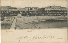 Ardenza Livorno Casini Edit 733 E. Richter Roma Vers Hesdin 1901 - Livorno