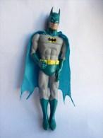 RARE Figurine  BATMAN 40 Cm Avec Cape En Tissus - APPLAUSE ? 1988 - Batman
