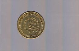 ECU De SAINT - MARTIN - DU - CRAU . 1 000 Exemplaires . - Euros Des Villes