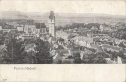 CPA PERCHTOLDSDORF- TOWN PANORAMA - Perchtoldsdorf