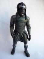 FIGURINE 12 Pouces 32cm - PLANETE DES SINGES - ATTAR Avec Casque - Electronique HASBRO 2001 - Planet Of The Apes