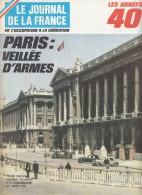 Le Journal De La France Les Année 40 N° 170 - French