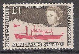 ** 1964 BRITISH ANTARTIC TERRITORY MNH YVERT 20  CAT. € 275,00 - Nuovi