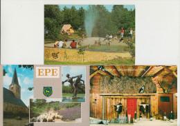 3 Ansichten: EPE  - Gelderland - Holland/Nederland - Epe