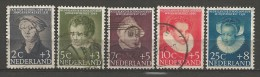 Netherlands 1956 NVPH 683-687  Kinderzegels - Period 1949-1980 (Juliana)