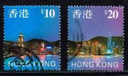 Hong Kong, Michel #  O - Gebraucht