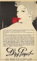 # Dr. PAYOT (type1) CREME HYDRATANTE 1950s Advert Pubblicità Publicitè Reklame Cream Creme Hydratante Protector Beautè - Parfums & Beauté