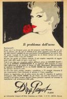 # Dr. PAYOT (type 2) CREME HYDRATANTE 1950s Advert Pubblicità Publicitè Reklame Cream Creme Hydratante Protector Beautè - Parfums & Beauté