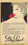 # Dr. PAYOT (type 3) CREME HYDRATANTE 1950s Advert Pubblicità Publicitè Reklame Cream Creme Hydratante Protector Beautè - Parfums & Beauté