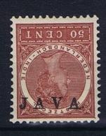 Dutch East Indies: NVPH 78 F MH/* - Indes Néerlandaises
