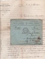 CAUCASE - 1914 - LETTRE De ALLAH-VERDI (TIFLIS) Pour LA RICAMARIE (LOIRE) - 1857-1916 Imperium
