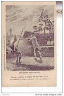 LES MOTS HISTORIQUES - D22 - (1900) Chevert Au Siège De Prague (25 Novembre 1741) - La Sentinelle Te Criera WERDA ? - Histoire