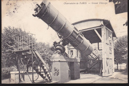 CPA - (75) Observatoire De Paris - Grand Télescope - Arrondissement: 14