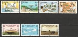 Seychelles 1982-1983 - 2 Series MNH - Seychellen (1976-...)