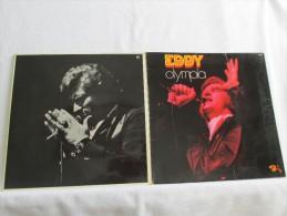 LP 33 Tours :   80 394   Eddy à L'Olympia 1969, Alice, Bye Bye Prêcheur, Et S'il N'en Reste Qu'un ....   Eddy Mitchell. - Collectors