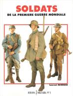SOLDAT PREMIERE GUERRE MONDIALE 1914 1918 UNIFORME CASQUE EQUIPEMENT MANEQUIN GUIDE COLLECTION