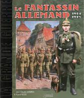 FANTASSIN ALLEMAND ARMEE PRUSSIENNE GUERRE 1914 1918 UNIFORME CASQUE ARME  KAISER REICH  LANDSER