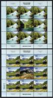 Bosnia Serbia 2012 Europa CEPT, Visit, Rafting, Nature, Mini Sheet MNH - 2012