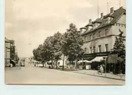 WEISSWASSER  - Muskauser Strasse. - Weisswasser (Oberlausitz)