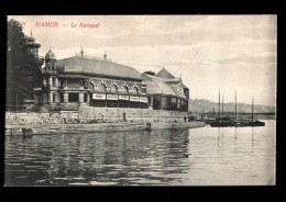 BELGIQUE Namur, Kursaal, Casino, Ed Van Den Heuvel 37, 190? - Namur