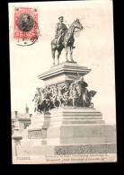 BULGARIE Sofia Sophia, Monument Tsar Libérateur Alexandre II, Ed ?, 1906 - Bulgarie