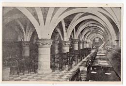 Raadskelder Gent Belgie Cafe Restaurant Tea Room Belgique Carte Postale Vintage Original Postcard Cpa Ak (W3_3005) - Hoteles & Restaurantes