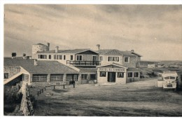 Argentina Hotel El Condor Tarjeta Postal Pampa De Achala Carte Postale Vintage Original Postcard Cpa Ak (W3_3014) - Hoteles & Restaurantes