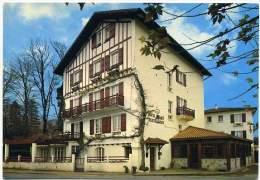 64 ASCAIN ++ Hôtel-Restaurant Basque - Propriétaire M. ASPIROT ++ - France