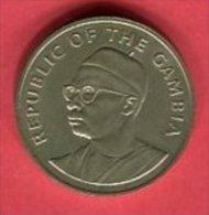 GAMBIE 10 DALASIS 1965-1975  TTB  27 - Gambie