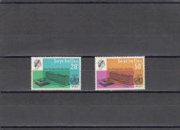 Seychelles Nº 220 Al 221 - Seychelles (1976-...)