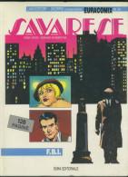 SAVARESE -EURACOMIX N.13 GIUGNO 1989 - Zonder Classificatie