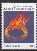 """Österreich 2009:  """"Ring Der Nibelungen"""" Postfrisch - 1945-.... 2. Republik"""