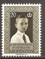 Liechtenstein 1956 // Mi. 352 * (031..170) - Liechtenstein