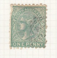 QUEEN VICTORIA - 1868 - 1855-1912 South Australia