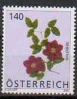 """Österreich 2007: """"Blumen (140)"""" Postfrisch (siehe Scan/Foto) - 1945-.... 2. Republik"""