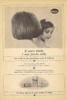 # MELLIN MANTOVANI BABY SOAP, ITALY 1950s Advert Pubblicità Publicitè Reklame Sapone Savon Jabon Seife Beautè - Non Classificati