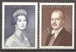 Liechtenstein 1960 // Mi. 402/403 ** - Nuevos