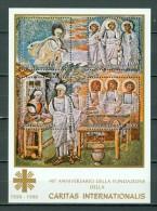 Vatican 1990 Yv. BL 12** - Blokken & Velletjes