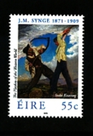 IRELAND/EIRE - 2009  J. MILLINGTON SYNGE  MINT NH - 1949-... Repubblica D'Irlanda