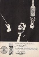 # ROGER & GALLET PARIS DEODORANT 1950s Advert Pubblicità Publicitè Reklame Deodorante Desodorante Beautè - Parfums & Beauté