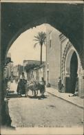 MAROC  MARRAKECH / Une Rue De La Médina / - Marrakesh