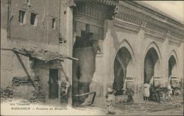 MAROC  MARRAKECH / Fontaine Du Mouaccin / - Marrakech